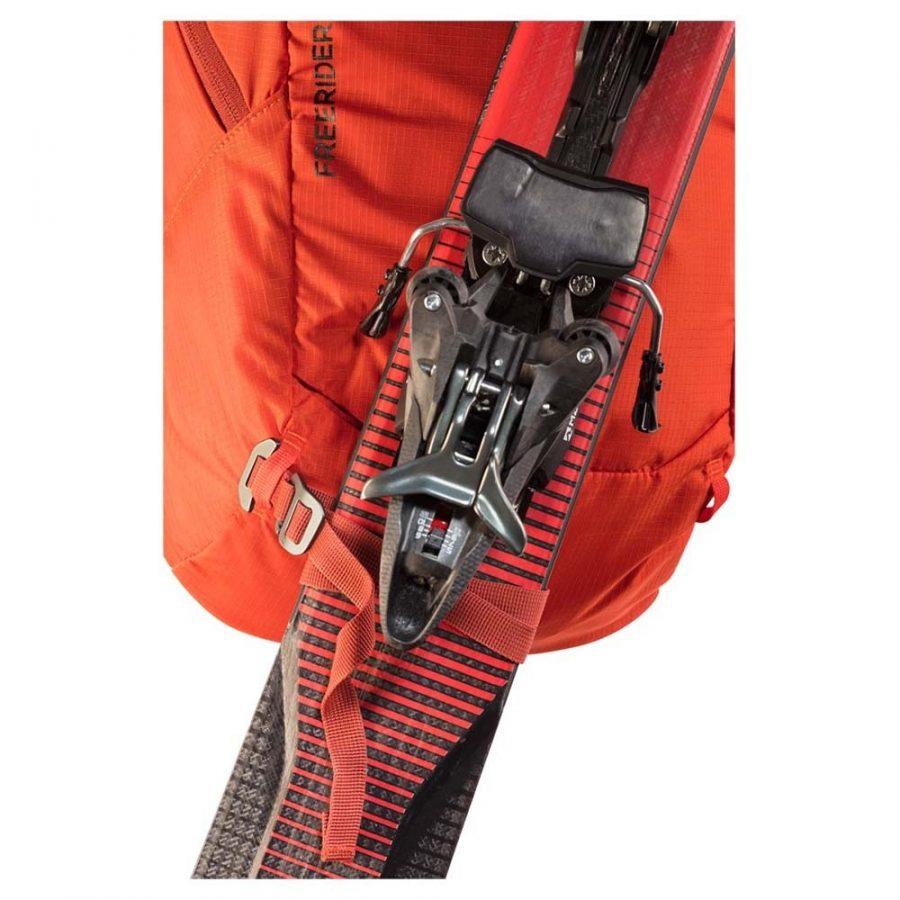 Deuter Freerider Lite 20 - Diagonal Ski Carry