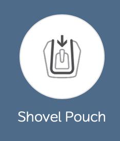 Shovel Pouch