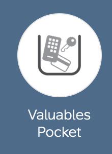 Valuables Pocket