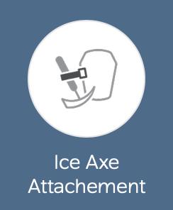 Ice Axe Attachment