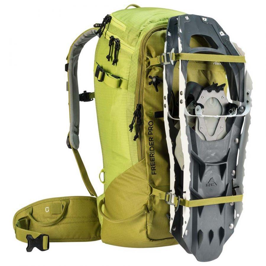 Deuter Freerider Pro 34+ - Snow Shoe Carry