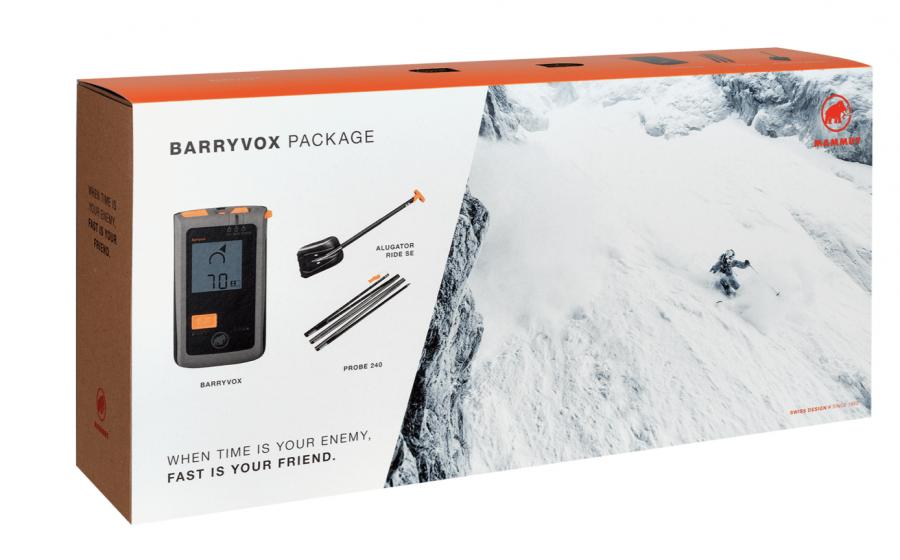 Mammut Barryvox Package